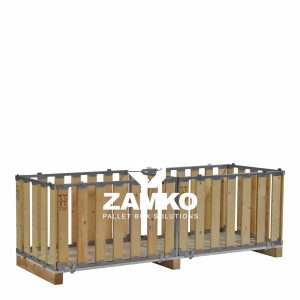 Storage cage, double lenght 240cm