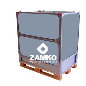 Plastic Pallet Box foldable
