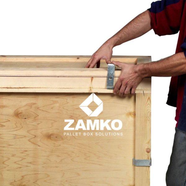 Exportverpackungen Langgut Clipbox