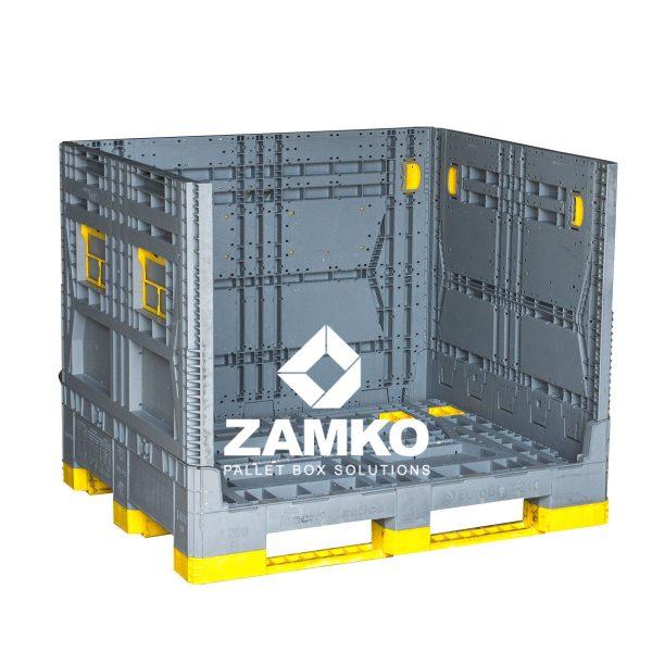 Eurobin 1210 GEBRUIKT Palletbox