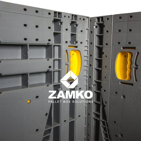 Eurobin 1210 GOEDKOPE kunststof palletboxen