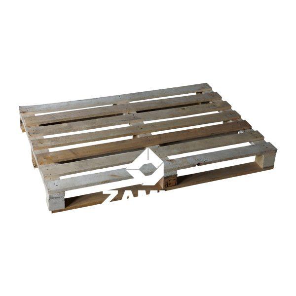 Holzpalette 80x120cm Gebraucht