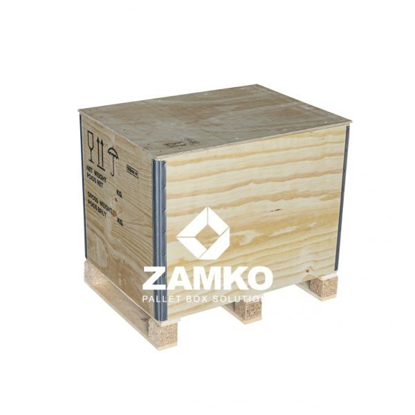 Plywood Crates Isibox