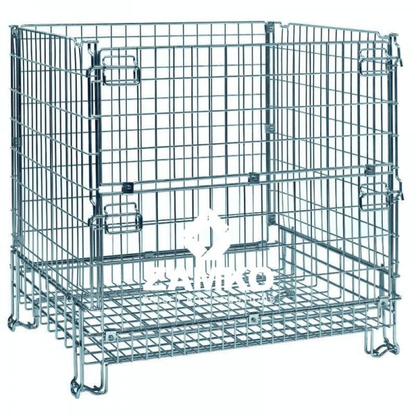 Mesh Pallet Cages