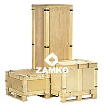 Plywood Crates Clipbox