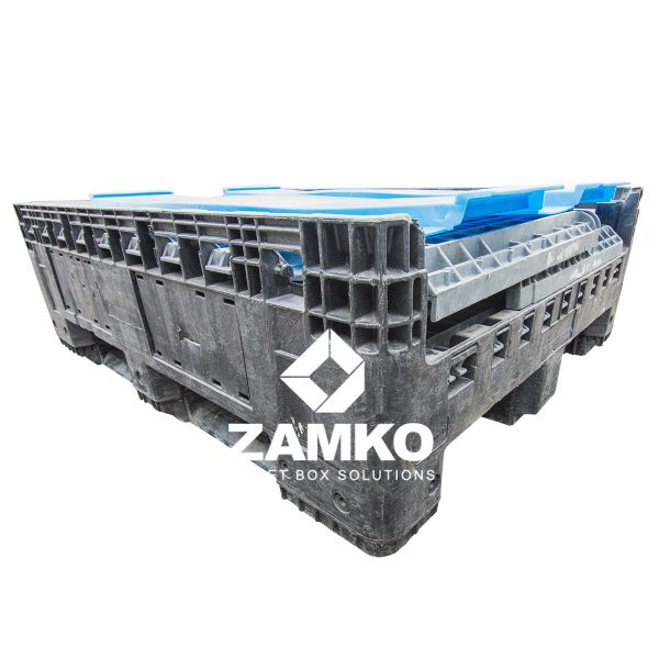 Folding Pallet Boxes Used