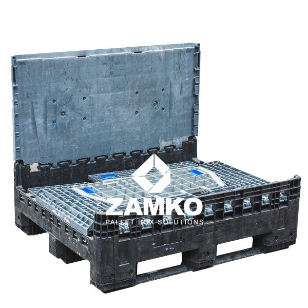 Pallet Boxes Used