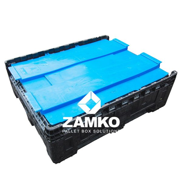 Plastic Pallet Box Used