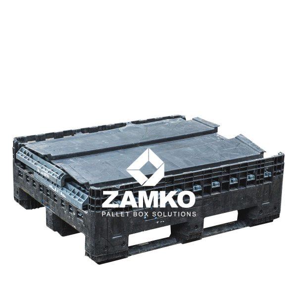 Palettenboxen aus Kunststoff Gebraucht