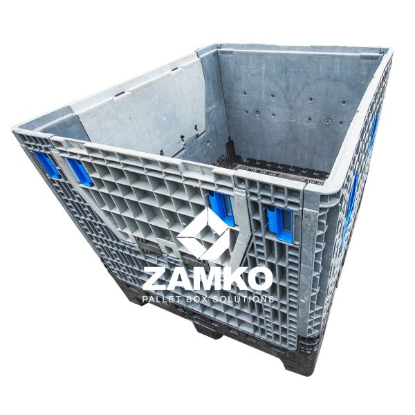 Plastic Box Pallets Used