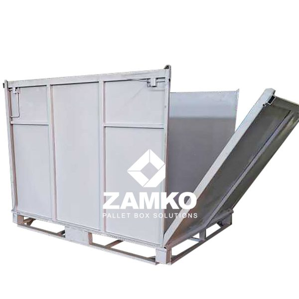 Metalen Palletboxen