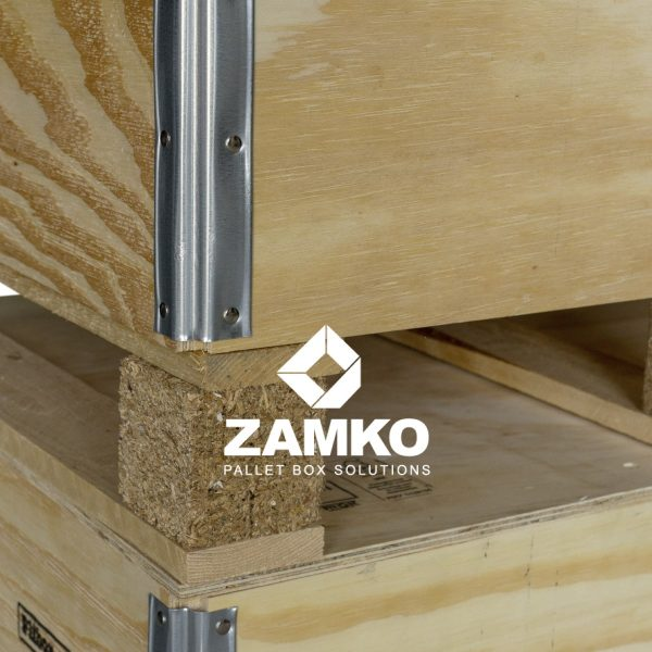 Plywood Crates Izibox