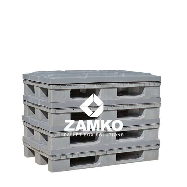 Plastic Box Pallets