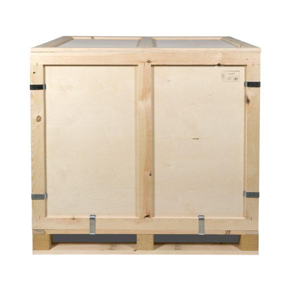 Exportverpackungen Sperrholz Langgut Clipbox