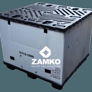 Plastic Palletbox Herbruikbaar Voordelig