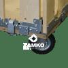 Rolwagen voor palletboxen