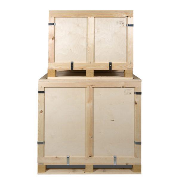 Transportkisten Sperrholz Clipbox