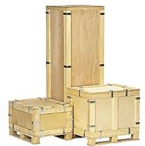 Exportkisten - Palettenkisten aus Holz