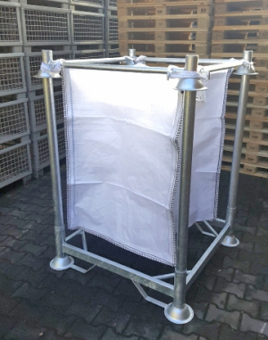 Big Bag - rack steel
