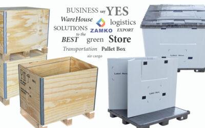2 Unique Pallet Boxes for Your Business